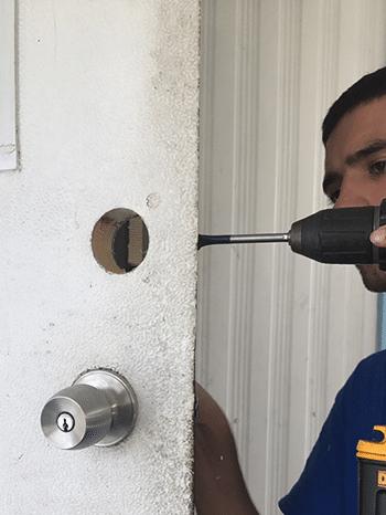 Locksmith rekey savings West Palm Beach