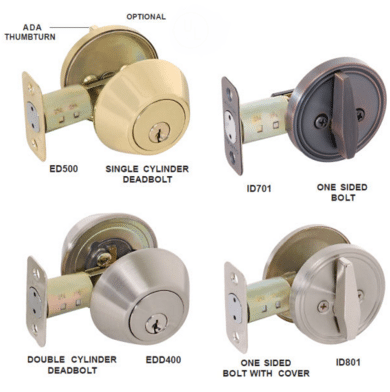 Schlage Lock and Kwikset Lock differences