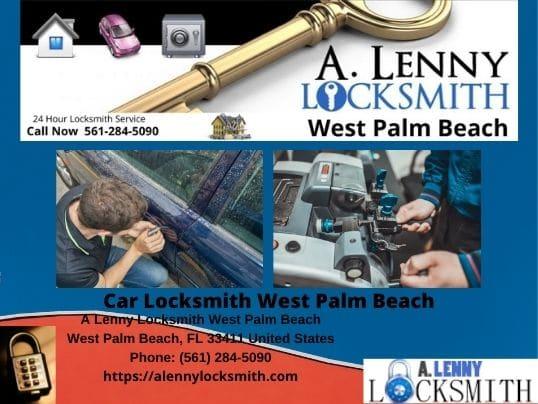West Palm Beach 24 Hour Locksmith Service